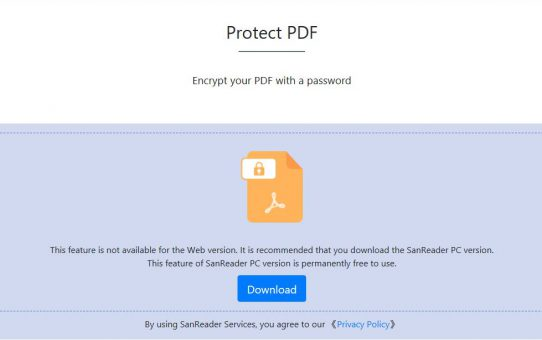 What if I don't want to show others what I have in the PDF?