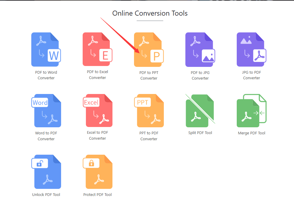 How to convert PDF to PPT? These are convenient – SanPDF