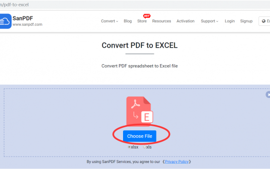 Adobe PDF format file is a good thing, how to convert ADOBE PDF file to Microsoft Office Excel(.xls,.xlsx) form?
