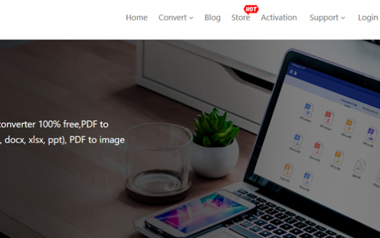 Turn Microsoft office Word(.doc,.docx) to Adobe PDF, a powerful Adobe PDF converter - SanPDF