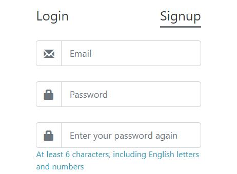 如何免費在線註冊Sanpdf閱讀器?